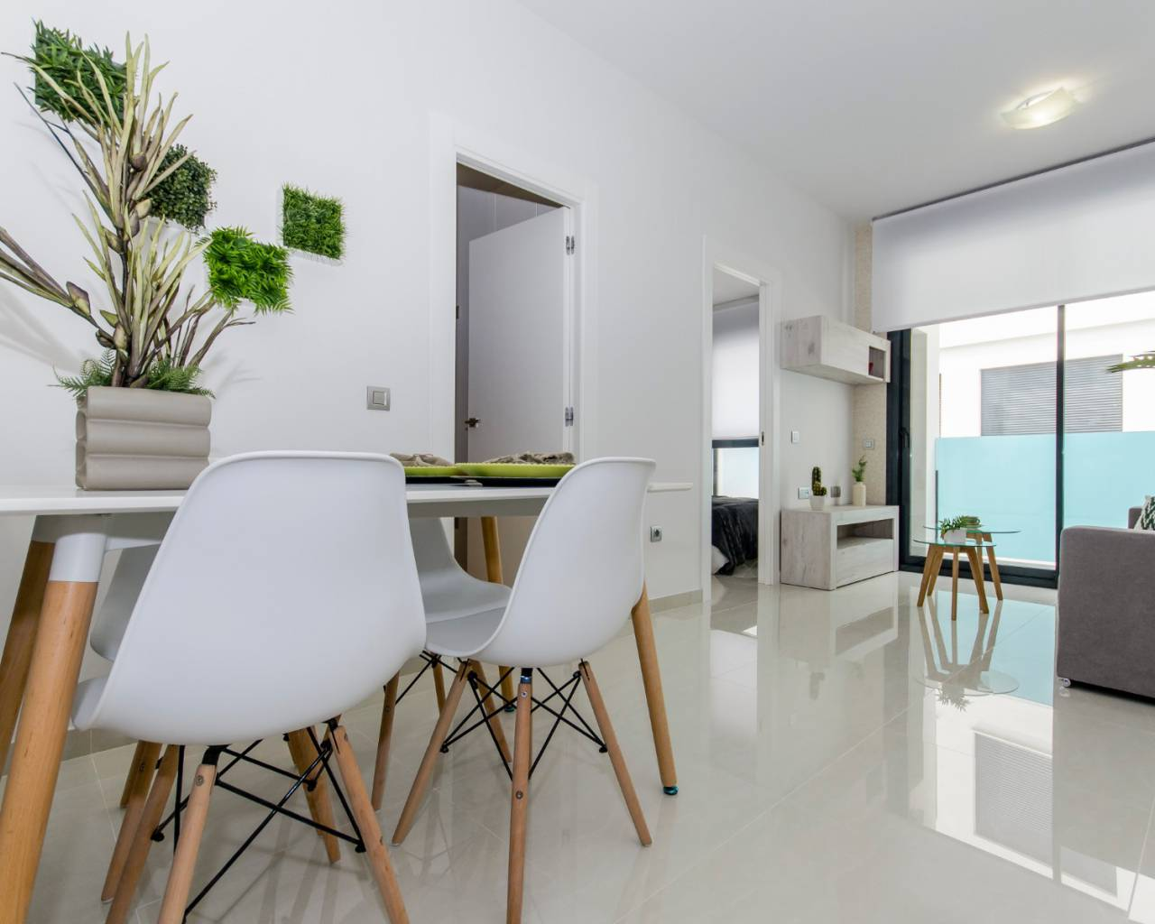 Appartement · New Build · Torrevieja · Playa del Cura