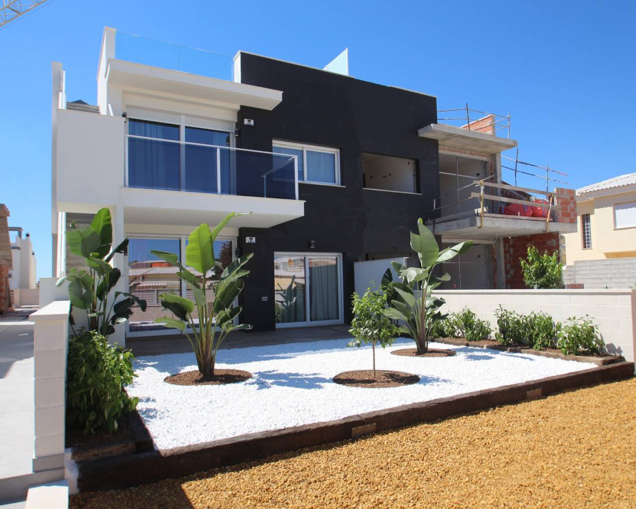Bungalow · New Build · Torrevieja · Centro