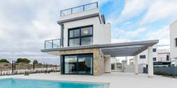 New Build - Villa - Castalla