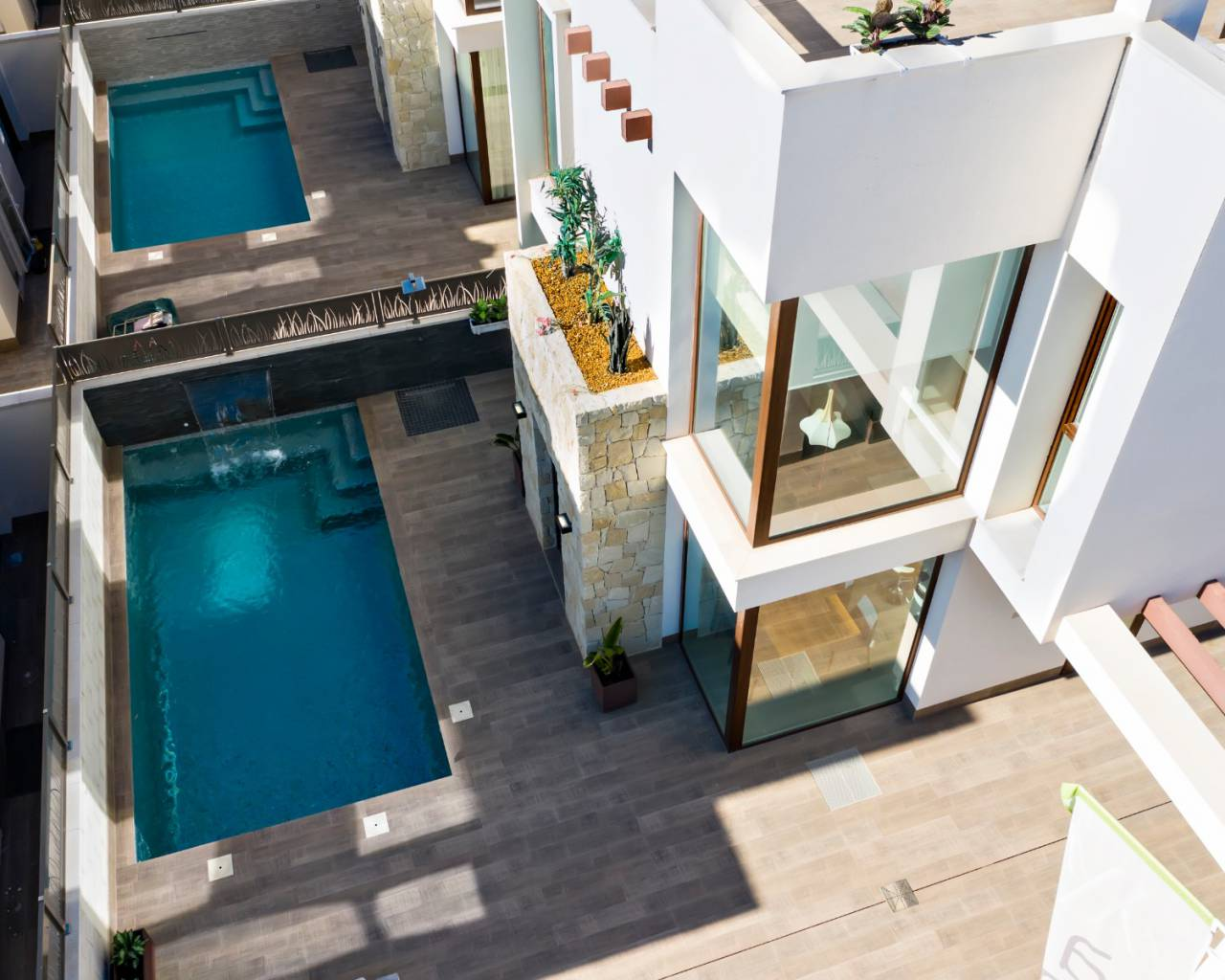 Villa · New Build · La Manga del Mar Menor · Playa Honda