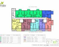 New Build - Apartment / Flat - Torrevieja - Playa del Cura